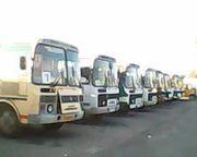 Вахта автобусами ПАЗ,  аренда