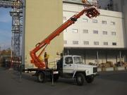 Продаю автовышку ВС-18Т-01 на шасси ГАЗ-3309. Новый.
