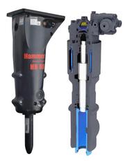 гидромолот Hammer HB 80,  вес экскаватора 5-11 тонн