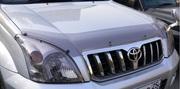 Аирдефлектор капота (мухобойка) Toyota Prado после 2003 г.в.