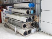 Цилиндр бетоноподающий 150x1137 мм для бетононасоса ТЗА