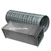 Вентиляция в Сочи (промышленное производство)
