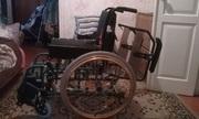 Инвалидное кресло, в упаковке.