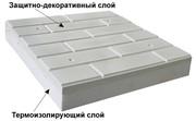 Фасадные панели Азстром,  утеплитель и отделка одновременно