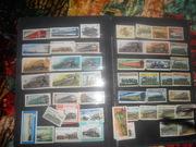 Почтовые марки разных стран!