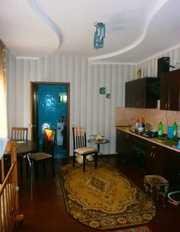 продается дом п. знаменский 50 м2 с ремонтом,  удобствами,  мебель. Газ.