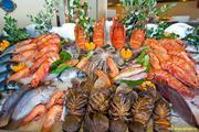 Рыба,  икра,  морепродукты и деликатесы. Краснодар