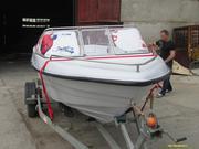 Касатка 5.20. Изготовление пластиковых лодок
