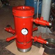 Головка цементировочная коллекторная ГЦК производства ЗАО НПП
