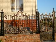 Кованные ворота,  калитки любой сложности