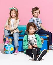 Детская одежда Silver Spoon в Мегацентре