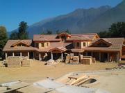 Строительство коттеджей,  домов,  гостиниц,  дач под ключ