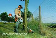 Покос травы от 250 р за сотку