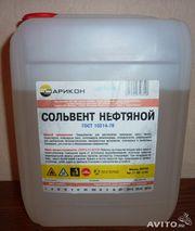 Сольвент нефтяной канистра 10 л