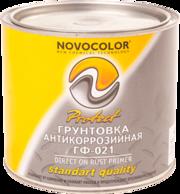ГФ-021  Новоколор 25кг различные цвета