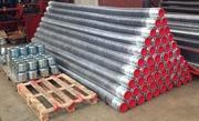 Резиновый шланг DN100x6m c двумя фиттингами