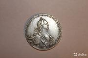 Монета Екатерина II