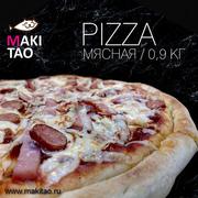 Доставка Еды,  доставка суши,  пицца,  роллы Makitao