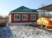 Садовый домик на берегу Кубани,  полностью готовый к проживанию