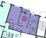 2-х комнатна квартира в ЖК Фонтаны