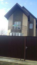 2-х эт. кирп. дом,  площадью 119 м2,  Ростовское шоссе 9км,