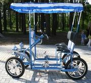 Продажа необычных велосипедов для прокатов,  домов отдыха,  парков.