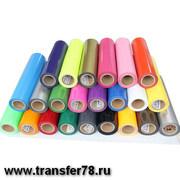 Термотрансферные пленки (флекс и флок) для принтов на ткань,  футболки,