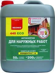 Неомид 440 есо- антисептик для защиты древесины на срок до 25 лет.