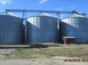 Зерновой терминал рядом с портом г Ейск