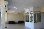 Светодиодное офисное освещение.