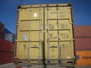 Продаем морские контейнеры различных размеров и типов.