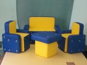 Мягкие игровая мебель для детей от производителя