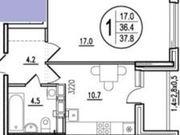 Недорогая квартира в развитом районе