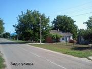 В очень хорошей станице - дом 42м2. с участком 7 сот. - до моря 45 км