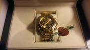 часы Role,  механизм Швейцария,  золото 750 пробы,  срочно,  торг!!!!!!!!!