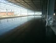 Промышленные бетонные полы,  Топпинг,  Полимер.