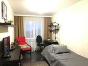 Отличная двухкомнатная квартира с ремонтом,  мебелью и техникой