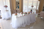 Свадьба в Сочи. Оформление