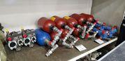 Гидрораспределители (ручные, электромагнитные)