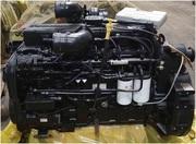 Двигатель Cummins ISLe 340
