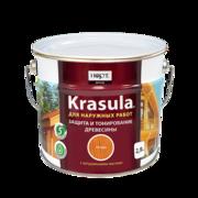 Красула -состав для защиты и тонирования древесины в Краснодаре.
