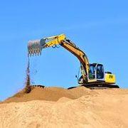Продажа и доставка песка.