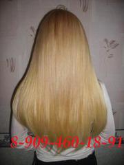Наращивание волос в Краснодаре 8909-460-1891